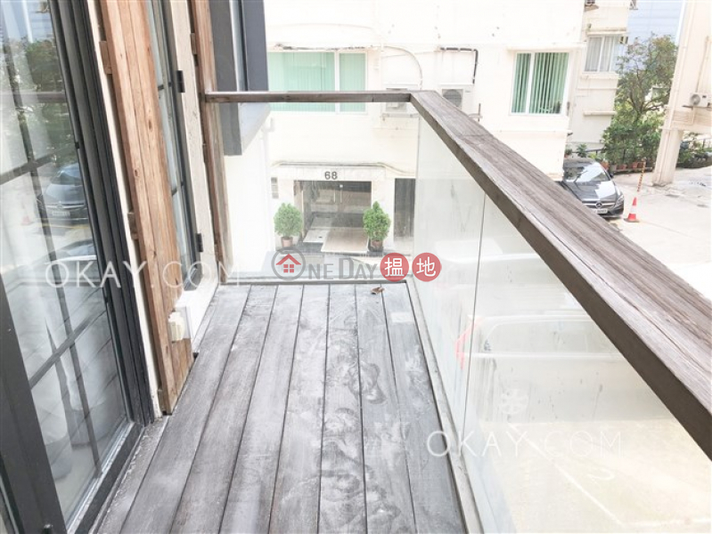 Luxurious 2 bedroom with balcony | Rental | 68A MacDonnell Road | Central District | Hong Kong | Rental | HK$ 55,000/ month