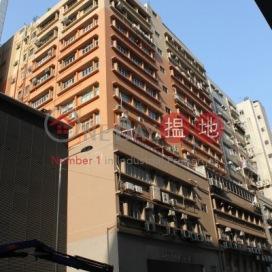 長江工廠大廈,長沙灣, 九龍