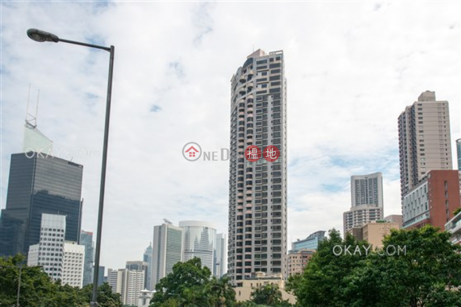 HK$ 40M The Royal Court | Central District | Rare 2 bedroom on high floor with balcony & parking | For Sale