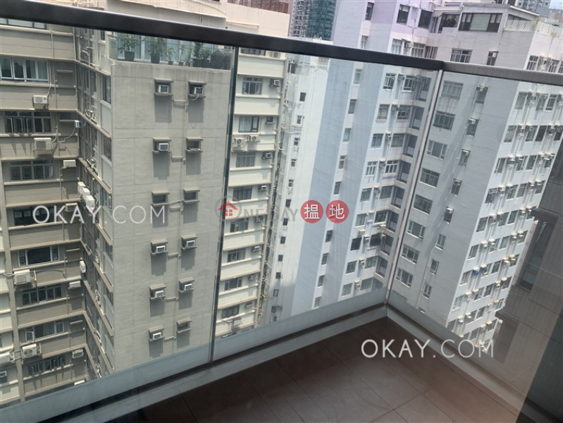 HK$ 32,000/ month Po Wah Court | Wan Chai District, Rare 2 bedroom on high floor with balcony | Rental