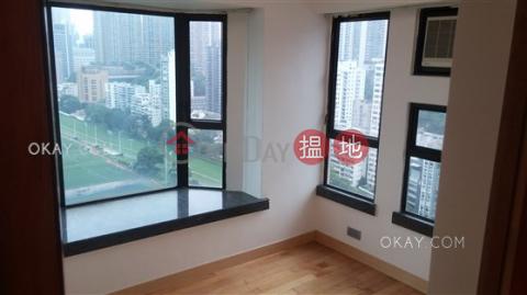Popular 3 bedroom on high floor with racecourse views | Rental|Fortuna Court(Fortuna Court)Rental Listings (OKAY-R80728)_0
