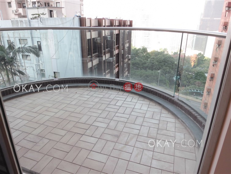 Efficient 4 bedroom with balcony & parking | Rental | Hollywood Heights 好利閣 Rental Listings
