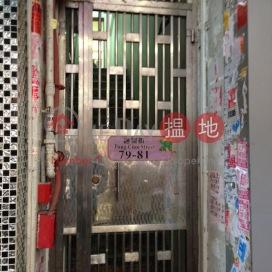 通菜街79-81號,旺角, 九龍