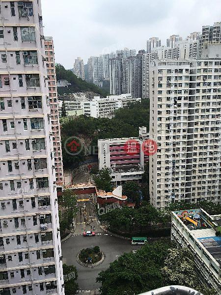 HK$ 13,000/ 月-萬福大廈觀塘區鄰近地鐵,內街清靜,開揚遠景《萬福大廈租盤》