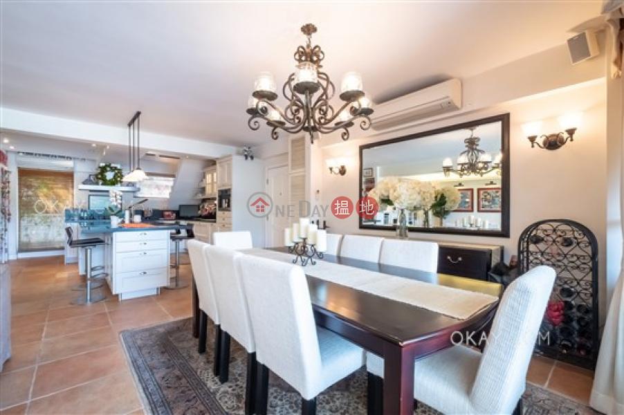 HK$ 3,300萬-碧雲苑西貢4房2廁,海景,連車位,露台《碧雲苑出售單位》