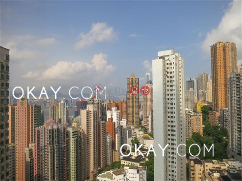Luxurious 2 bed on high floor with sea views & parking | Rental | Glory Heights 嘉和苑 Rental Listings