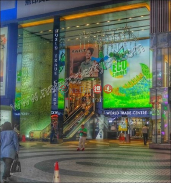 Shopping Center area office for Lease   280 Gloucester Road   Wan Chai District   Hong Kong   Rental HK$ 288,640/ month