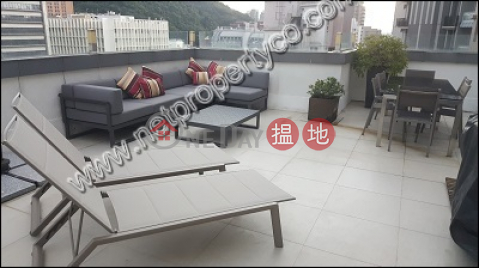 1-bedroom penthouse for rent in Mid-level West|Hing Hon Building(Hing Hon Building)Rental Listings (A054107)_0