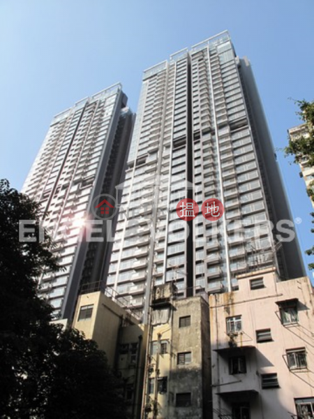 2 Bedroom Flat for Rent in Sai Ying Pun, Island Crest Tower1 縉城峰1座 Rental Listings | Western District (EVHK37435)