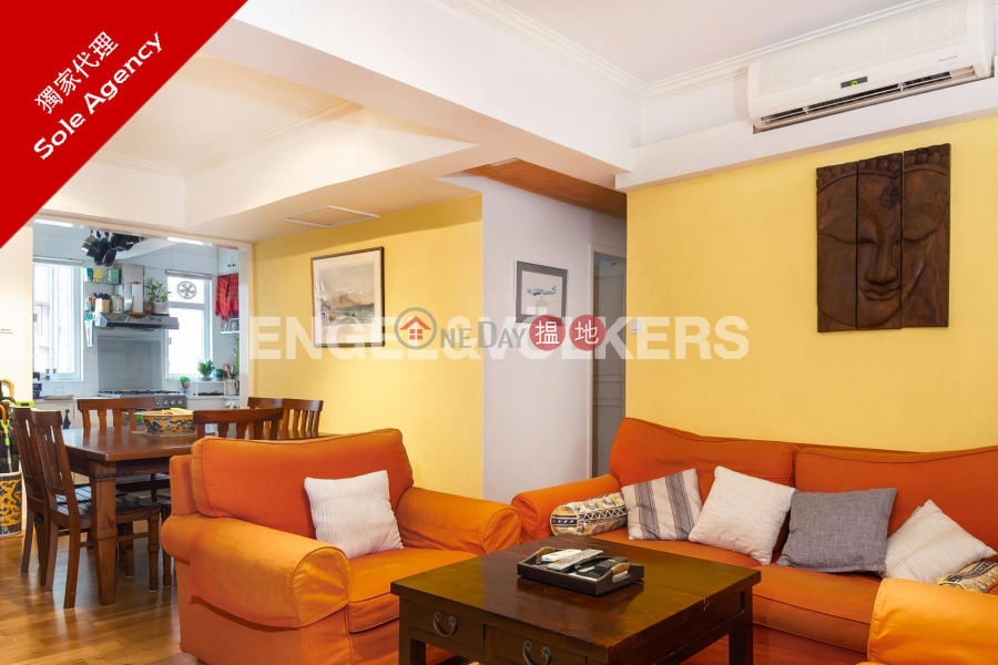 3 Bedroom Family Flat for Sale in Mid Levels West | Chong Yuen 暢園 Sales Listings