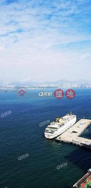 環境優美,景觀開揚,無敵海景,品味裝修,市場罕有《傲翔灣畔租盤》86域多利道   西區香港-出租HK$ 45,000/ 月