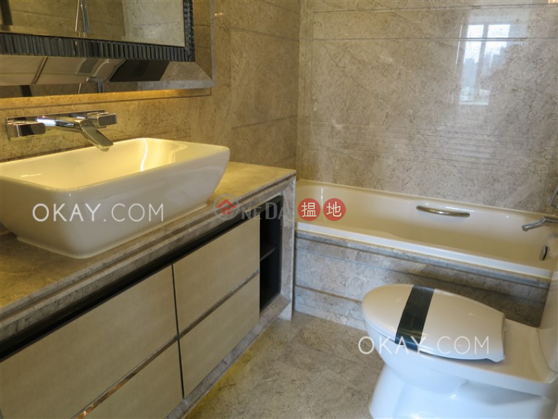 Gorgeous 3 bedroom on high floor with balcony & parking | Rental | Kennedy Park At Central 君珀 Rental Listings