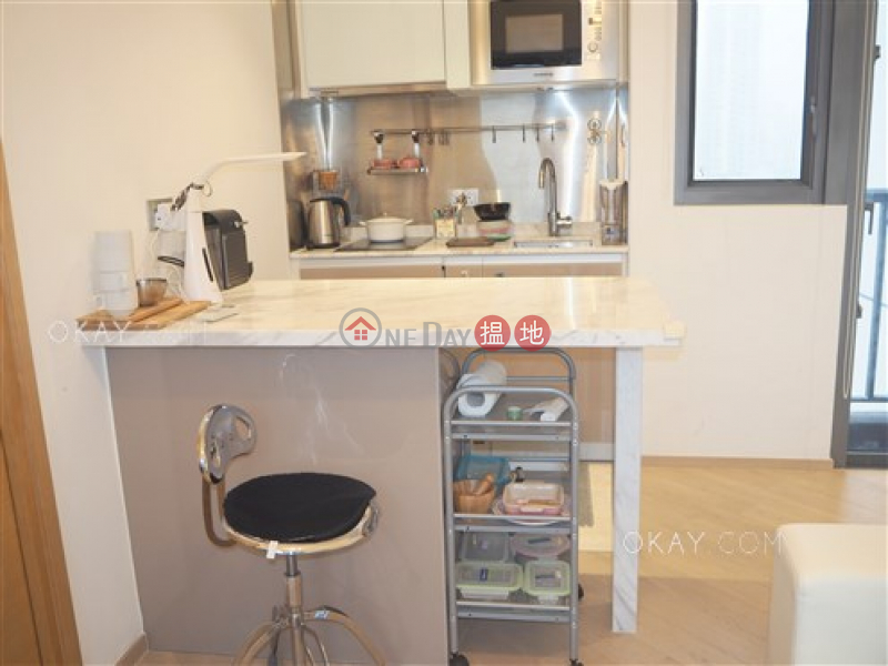Charming 1 bed on high floor with sea views & balcony | For Sale, 1 Kwai Heung Street | Western District Hong Kong | Sales, HK$ 8.5M