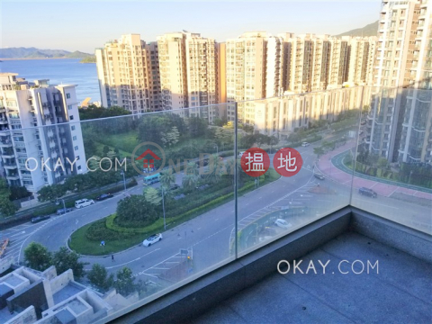 Rare 4 bedroom on high floor with sea views & balcony | Rental|Providence Bay Providence Peak Phase 2 Tower 1(Providence Bay Providence Peak Phase 2 Tower 1)Rental Listings (OKAY-R286126)_0