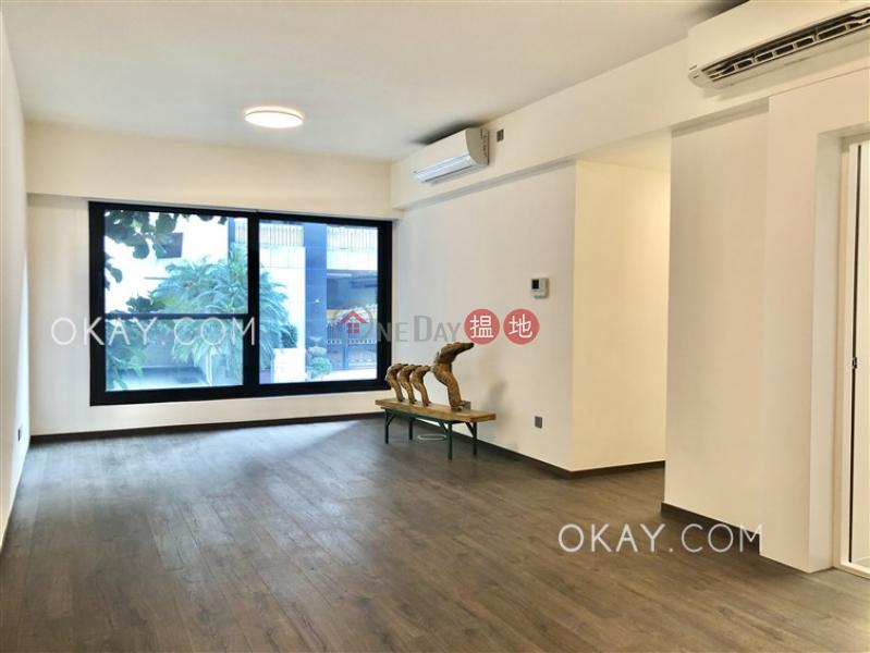 Gorgeous 3 bedroom with parking | Rental, C.C. Lodge 優悠台 Rental Listings | Wan Chai District (OKAY-R28322)