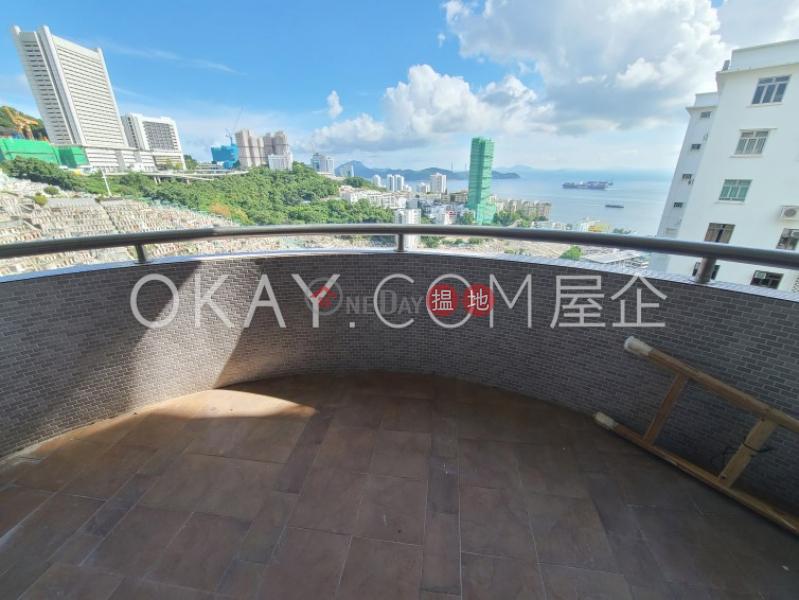 Lovely 2 bedroom on high floor with balcony & parking | Rental | Greenery Garden 怡林閣A-D座 Rental Listings