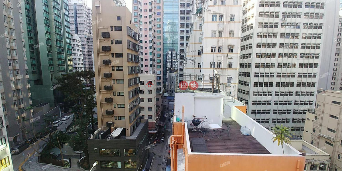 Tower 1 Hoover Towers | 1 bedroom Low Floor Flat for Rent | 15 Sau Wa Fong | Wan Chai District | Hong Kong, Rental, HK$ 21,000/ month