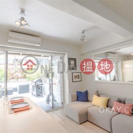 Charming 1 bedroom with terrace | For Sale|Ka Fu Building Block A(Ka Fu Building Block A)Sales Listings (OKAY-S210464)_0