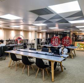 [Co Work Mau I Anti-epidemic With You] Causeway Bay Hot Desk Monthly Pass $2,000/mth!