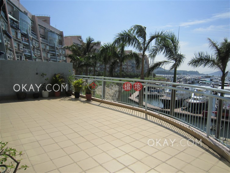 Lovely 3 bedroom with sea views & terrace | Rental | Discovery Bay, Phase 4 Peninsula Vl Coastline, 10 Discovery Road 愉景灣 4期 蘅峰碧濤軒 愉景灣道10號 Rental Listings