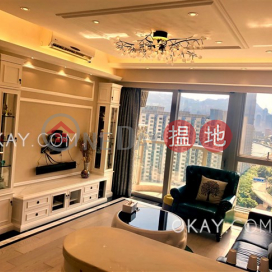 Elegant 3 bedroom with balcony | Rental|Kowloon CityStars By The Harbour Tower 2(Stars By The Harbour Tower 2)Rental Listings (OKAY-R382577)_0