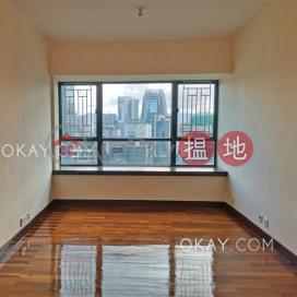 Tasteful 3 bedroom on high floor | Rental