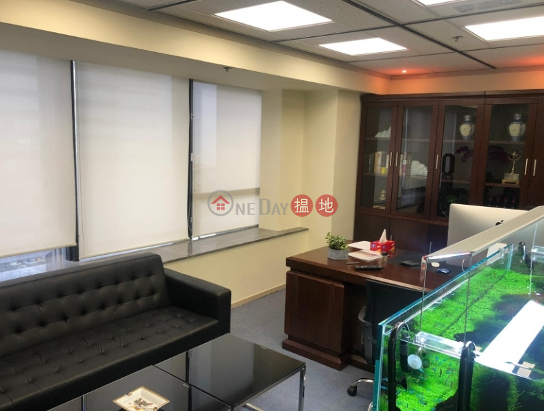鷹君中心 中層 寫字樓/工商樓盤出租樓盤-HK$ 122,550/ 月