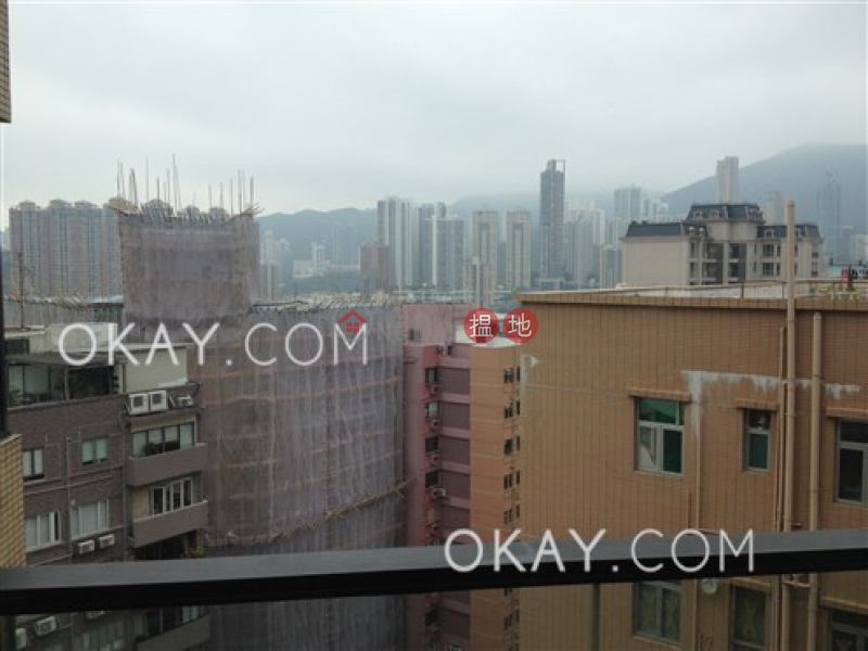 Property Search Hong Kong | OneDay | Residential Rental Listings, Gorgeous 4 bedroom on high floor with balcony & parking | Rental