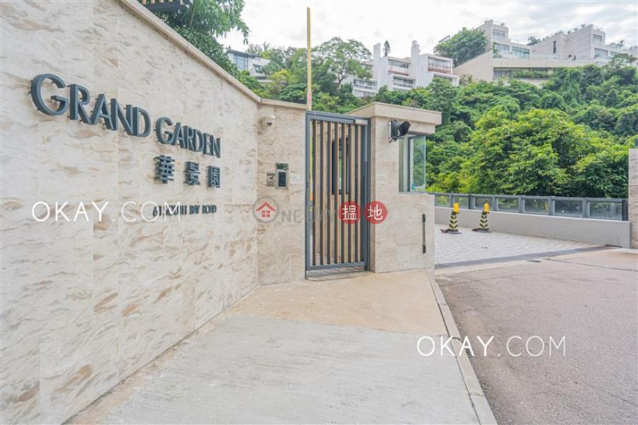 Unique 3 bedroom with sea views, balcony | Rental | Grand Garden 華景園 Rental Listings