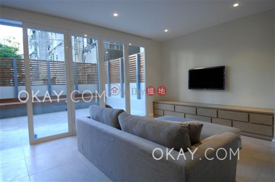Nicely kept 1 bedroom with terrace | Rental 43-47 Third Street | Western District Hong Kong Rental HK$ 33,000/ month