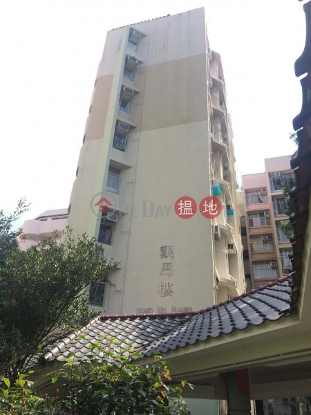馬坑邨 6座 觀馬樓 (Ma Hang Estate Block 6 Koon Ma House) 舂坎角|搵地(OneDay)(1)