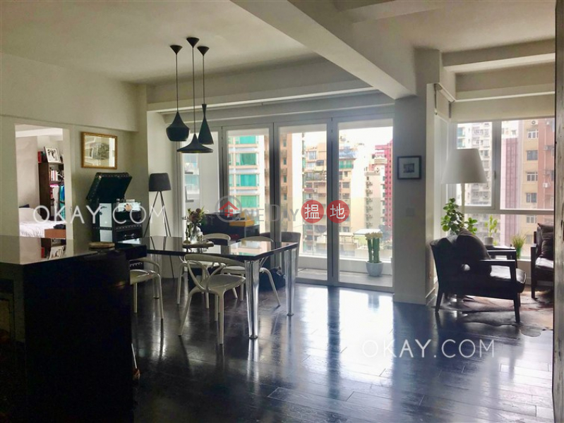 Efficient 2 bedroom with balcony & parking | For Sale | 3 Conduit Road | Western District | Hong Kong, Sales | HK$ 29M