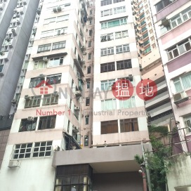 Bonham Terrace,Mid Levels West, Hong Kong Island