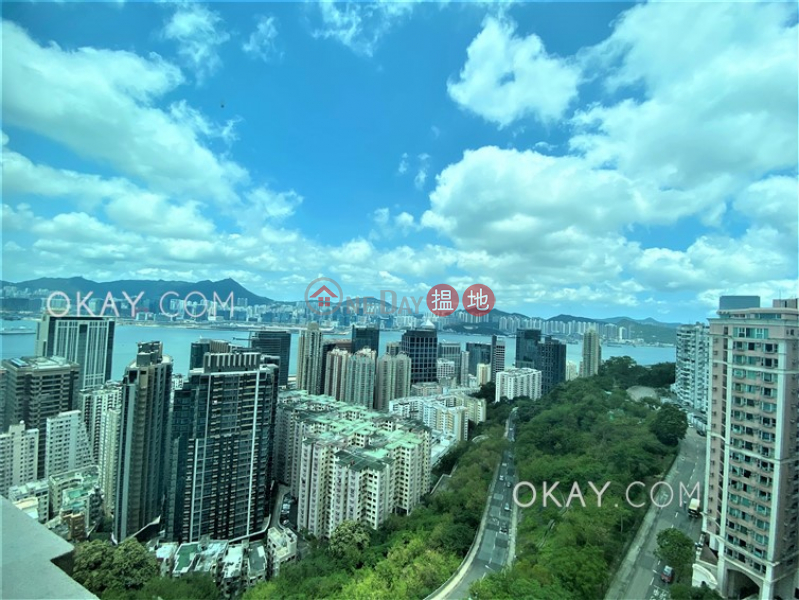 Property Search Hong Kong   OneDay   Residential, Rental Listings   Gorgeous 4 bedroom on high floor with terrace & balcony   Rental