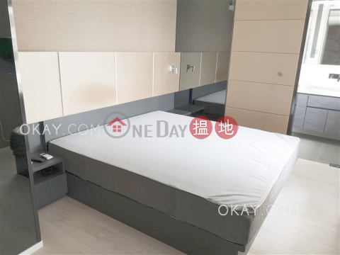 Gorgeous 2 bedroom on high floor with harbour views | For Sale|Lun Fung Court(Lun Fung Court)Sales Listings (OKAY-S298504)_0