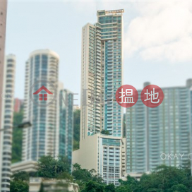 Stylish 3 bedroom on high floor with balcony & parking | Rental|Branksome Crest(Branksome Crest)Rental Listings (OKAY-R60850)_0