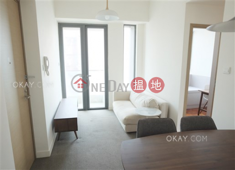 Cozy 3 bedroom on high floor with balcony | Rental|18 Catchick Street(18 Catchick Street)Rental Listings (OKAY-R294121)_0