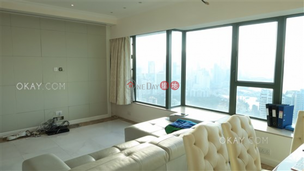 Lovely 3 bedroom on high floor with sea views | For Sale, 35 Cloud View Road | Eastern District Hong Kong, Sales HK$ 30.5M