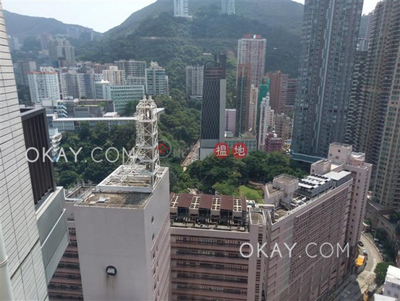 1房1廁,極高層,星級會所,露台《壹嘉出租單位》-109灣仔道 | 灣仔區香港-出租-HK$ 34,000/ 月