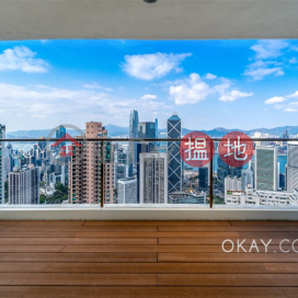 Gorgeous 3 bedroom on high floor with balcony & parking | Rental