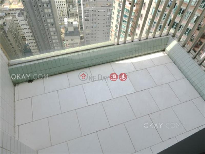 2房1廁,極高層,星級會所,可養寵物《盈峰一號出租單位》-1和風街   西區 香港-出租-HK$ 32,000/ 月