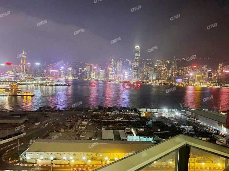 無敵景觀,地標名廈《凱旋門朝日閣(1A座)租盤》|1柯士甸道西 | 油尖旺香港-出租|HK$ 58,000/ 月