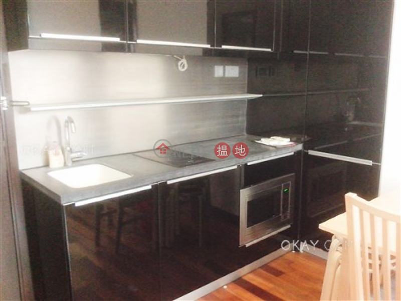 HK$ 37,000/ month J Residence, Wan Chai District Stylish 2 bedroom on high floor with balcony   Rental