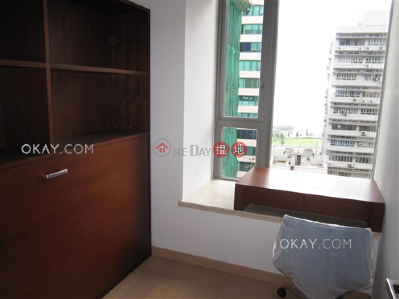 HK$ 39,000/ month, SOHO 189 | Western District, Popular 3 bedroom with harbour views & balcony | Rental