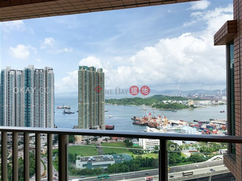 Rare 2 bedroom with balcony | For Sale, Tower 6 Harbour Green 君匯港6座 Sales Listings | Yau Tsim Mong (OKAY-S116128)