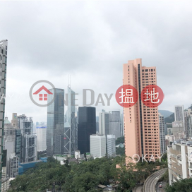 Efficient 2 bed on high floor with balcony & parking | For Sale