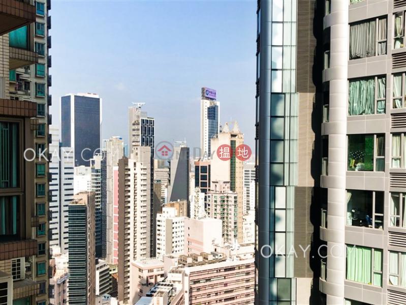 2房1廁,極高層,星級會所,露台尚翹峰1期2座出租單位-258皇后大道東   灣仔區香港-出租HK$ 25,000/ 月
