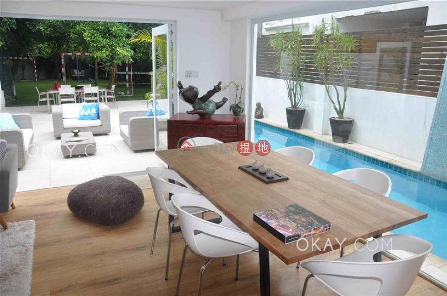 Rare house with balcony & parking | For Sale | Siu Hang Hau Village House 小坑口村屋 Sales Listings