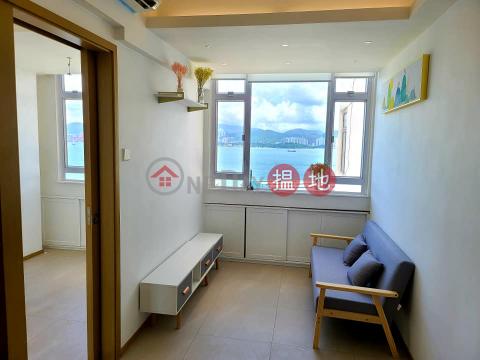 業主盤免佣 180度全海景單位|西區業昌大廈(Yip Cheong Building)出售樓盤 (98134-8119205625)_0