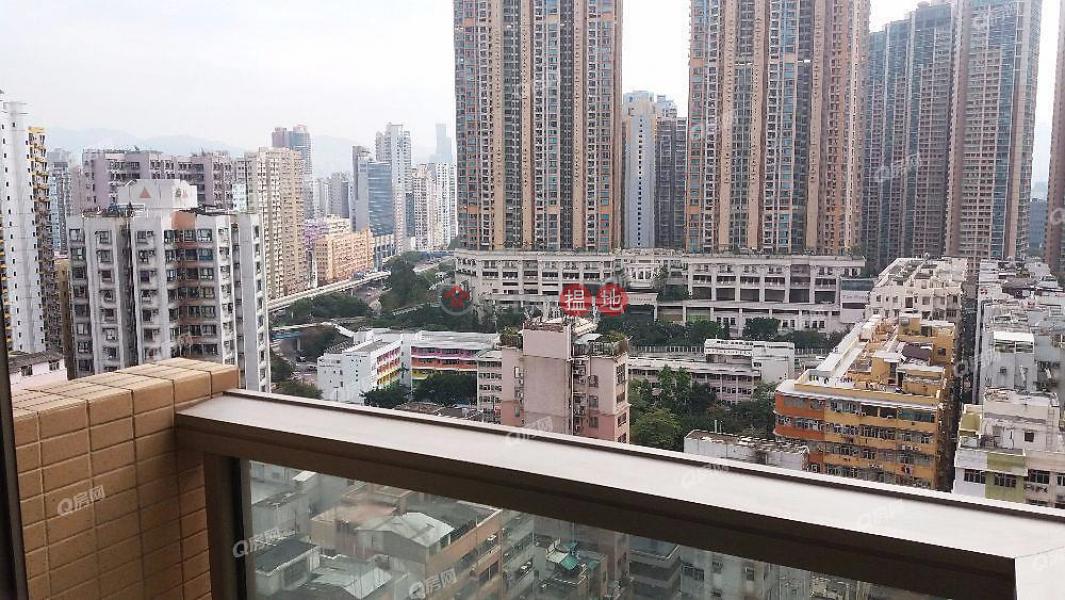 鄰近地鐵,上車首選,有匙即睇,環境清靜《奧朗‧御峰買賣盤》8埃華街 | 油尖旺-香港-出售HK$ 600萬